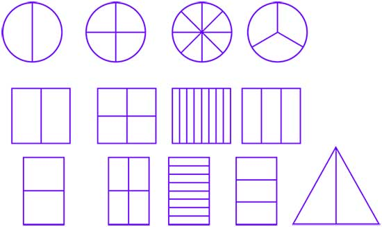Learn shapes