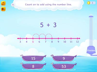 Math Games for Kids Online - Splash Math