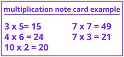 mutiplication quiz