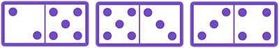 Subtraction using Domino