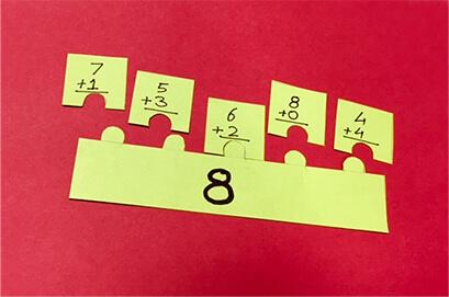 Subtraction puzzle