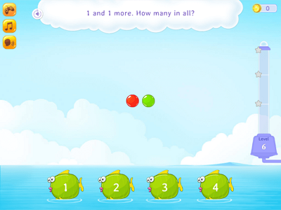 Math Games for Kindergarten Kids Online - Splash Math